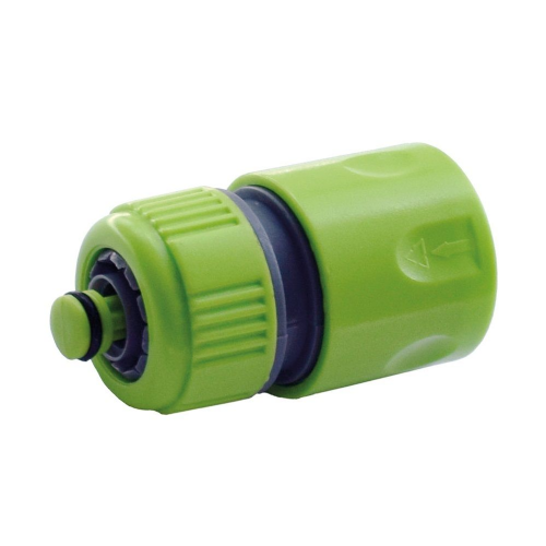 "Silverline 1/2"" Female Waterstop Hose Connector Plastic"